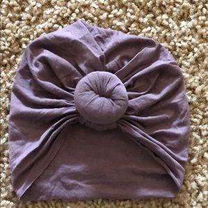Babybling knot turban